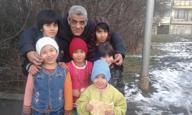 деца на бежанци