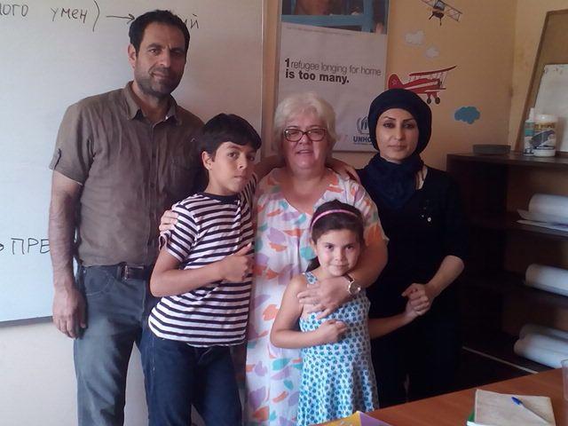 курс по български език за бежанци