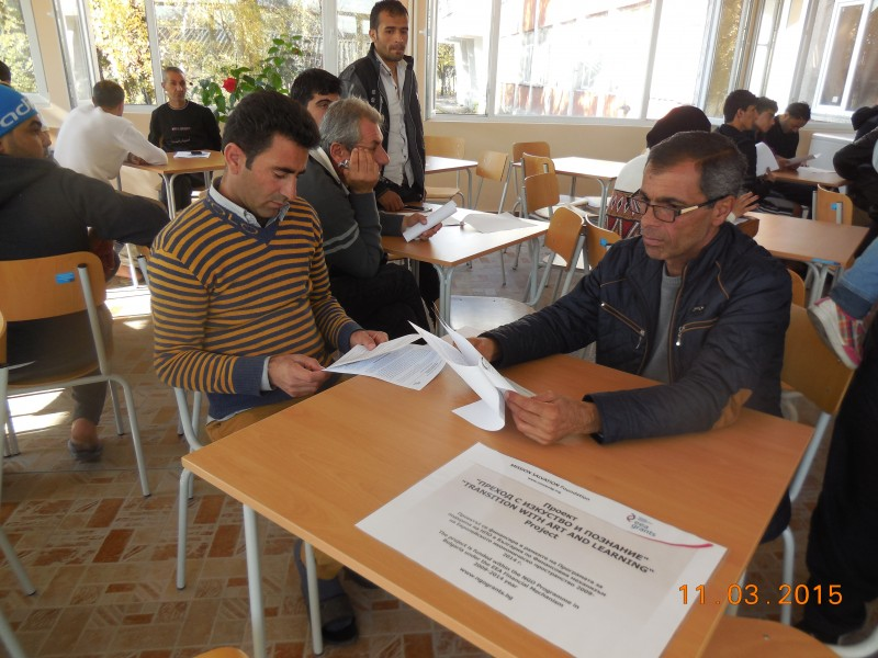 бежанци се запознават с правата и задълженията си